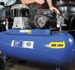 Profi-2-Zylinder-Kompressoren 4800 D von Agre