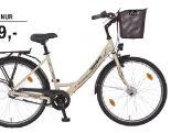 City-Bike Sandra D von Dinotti
