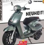 Moped 50 ccm Bella R50 von Zündapp