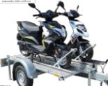 Einachsanhänger Motorrad CB 2 von GW
