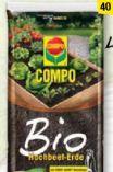 Bio Hochbeet-Erde von Compo