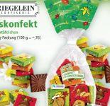 Silvester Eiskonfekt von Riegelein Confiserie