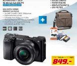 Systemkamera Alpha 6100 von Sony