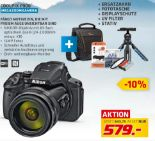 Megazoomkamera Coolpix P900 von Nikon