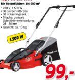 Elektro-Rasenmäher GC-EM 1536 von Einhell