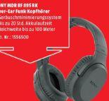 Over-Ear Funk-Kopfhörer MDR RF 895 RK von Sony