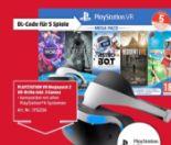 VR-Megapack von PlayStation 4