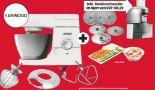 Küchenmaschine KVC3100W von Kenwood
