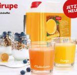 Orangensirup von Spitz