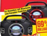 Boombox DJ 44BT von Silva Schneider