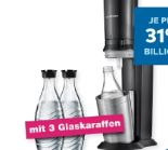 Trinkwassersprudler Crystal Titan von Sodastream