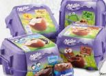 Löffel-Ei von Milka