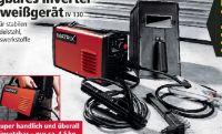 Tragbares Inverter Schweißgerät IV 130 von Matrix