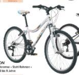 Mountainbike Mission Girl von X-Fact