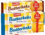 Bio-Butterkekse von Sondey