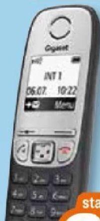 Schnurlostelefon A415 von Gigaset