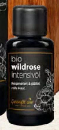 Bio Wildrose Intensivpflegeöl von Gewusst Wie