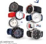Sport-Armbanduhren von Fila