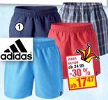 Herren-Badeshorts von Adidas