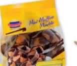Mini Muffins Marmor von Kuchenmeister