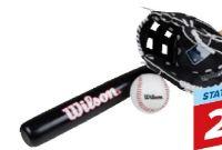 Baseball Set Little League von Wilson