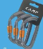 Schraubkarabiner Orbit Lock 3 von Camp