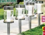 Solar-Gartenleuchte von Duracell