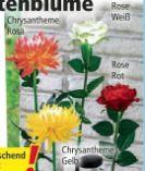 Solar-Gartenblume von I-Glow