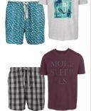 Herren Pyjama von Livergy