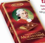 Mozarttafel von Mirabell