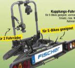 Kupplungs-Fahrradträger ProlineEvo von Fischer
