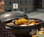 Elektro City Grill von Barbecue