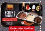 Schoko-Fondue von BBQ