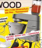 Küchenmaschine KVC 7320 Titanium von Kenwood
