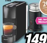 Nespresso Kapselmaschine XN 1118 von Krups