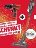 Akku-Handstaubsauger BHFEV182C von Black & Decker