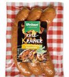 Käsekrainer von Wiesbauer