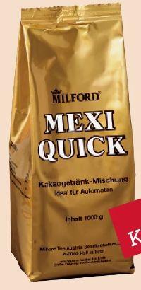 Mexiquick Instant Kakao von Milford
