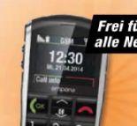 Smartphone V25 von Emporia