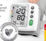 Handgelenks-Blutdruckmesser BW 315 von Medisana