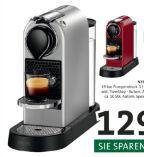 Nespressomaschine Citiz XN von Krups