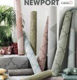 Tischteppich Newport von Casa Nova