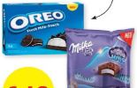 Fresh Milk Snack von Oreo