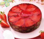 Unser Erdbeertörtchen von Interspar Backstube