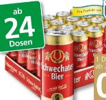 Bier von Schwechater