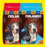 Hundetrockenfutter von Orlando
