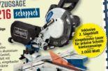 Kappzugsäge HM216 von Scheppach