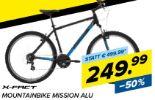 Mountainbike Mission Alu von X-Fact