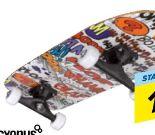 Skateboard Boom von Cygnus