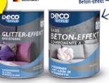 Effekt Wandfarbe von Deco Style